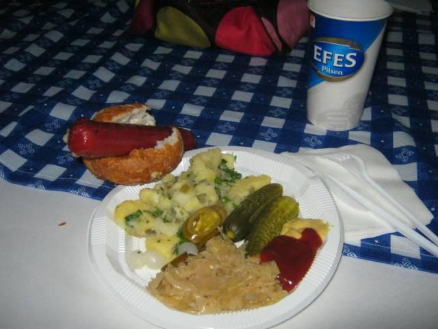 German Food in Adana